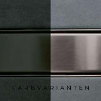 Duschrinne Farbvariation